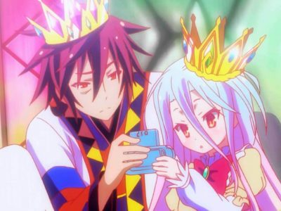 No Game No Life Season 2